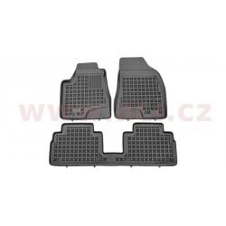 gumové koberečky černé i  pre  Hybrid (sada 3 ks) - [5641X10] - 331777