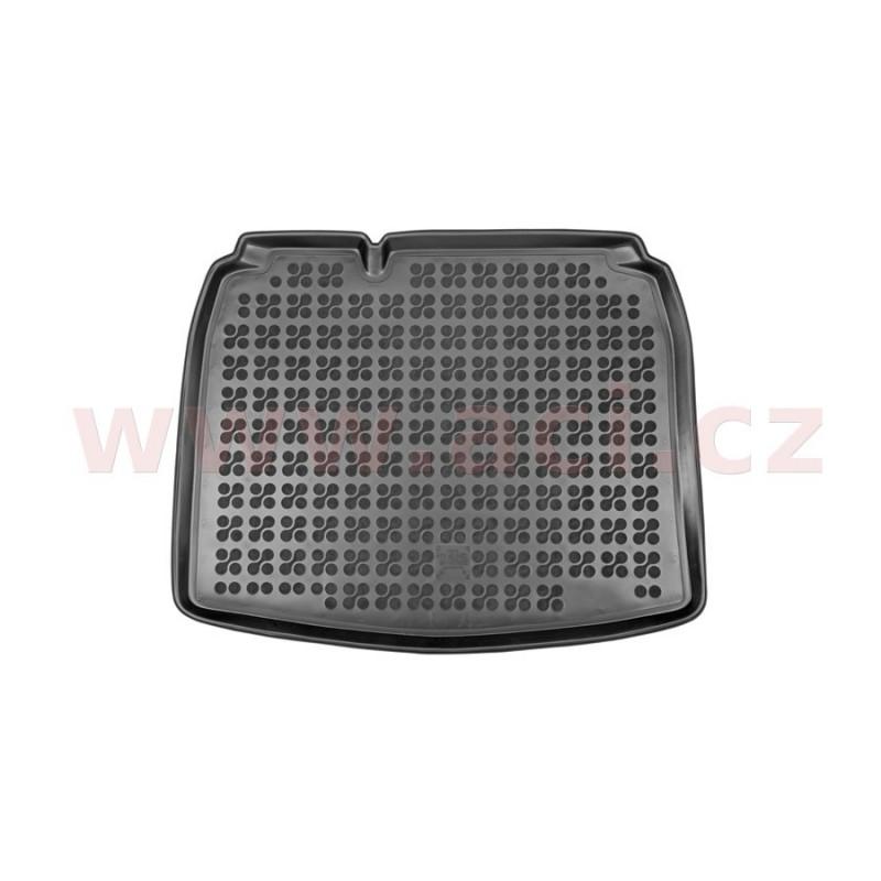 čierna gumová vložka do kufru s protismykovou úpravou (HB/Sportback) - [0332X01A] - 332063