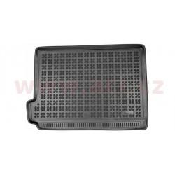 čierna gumová vložka do kufru s protismykovou úpravou (7 míst) - [0980X01A] - 332096