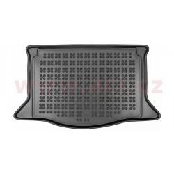 čierna gumová vložka do kufru s protismykovou úpravou - [2545X01A] - 332126
