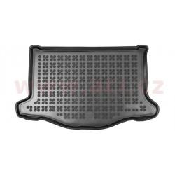 čierna gumová vložka do kufru s protismykovou úpravou - [2562X01A] - 332127