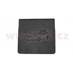 čierna gumová vložka do kufru s ilustrací vozu - [3810X02C] - 343063