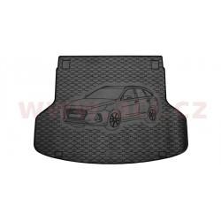 čierna gumová vložka do kufru s ilustrací vozu - [8354X02C] - 343064