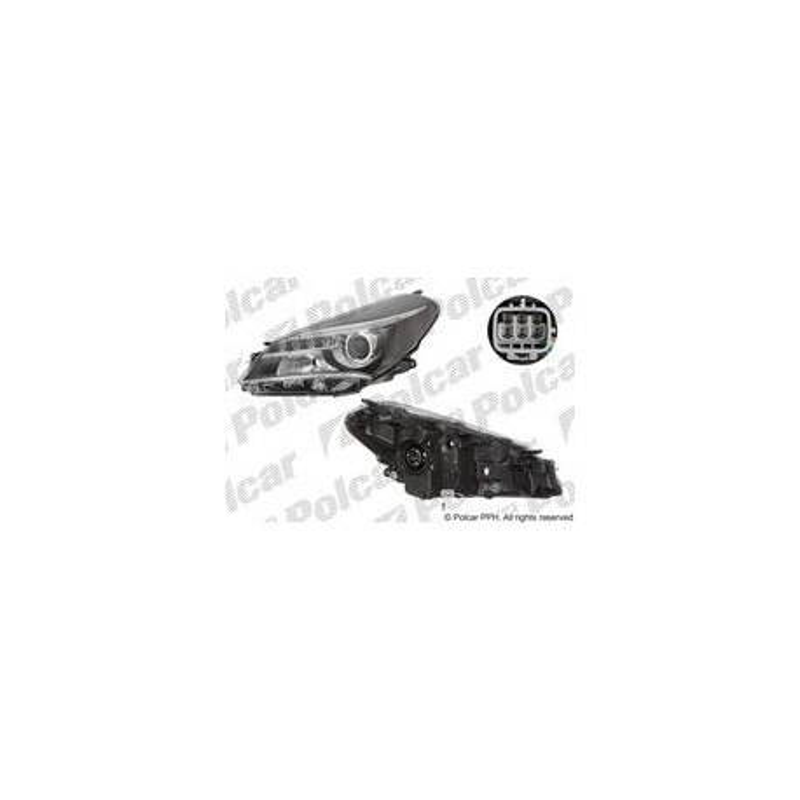 Hvný reflektor - [A-81B2092E] - lavy