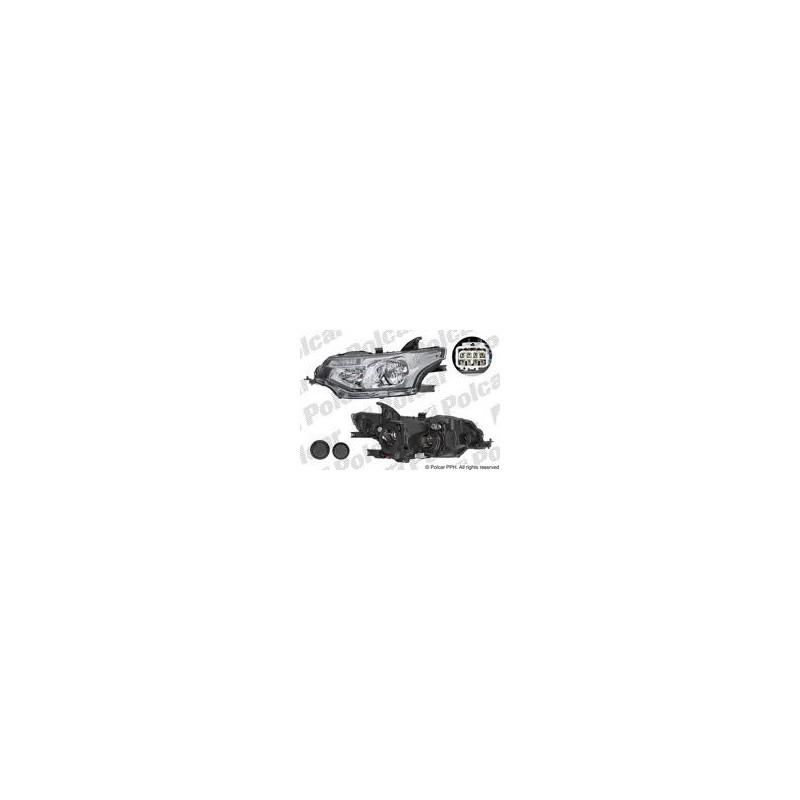 Hvný reflektor - [A-52X109-E] - lavy