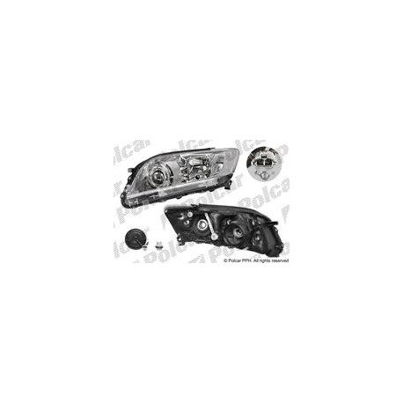 Hvný reflektor - [A-81X109-E] - lavy