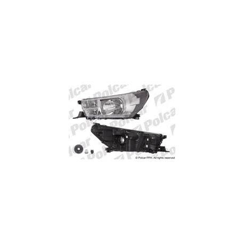 Hvný reflektor - [A-81P1094E] - lavy
