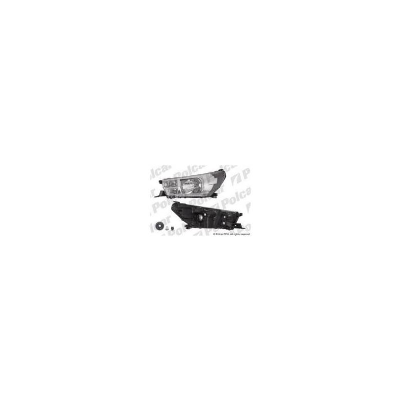 Hvný reflektor - [A-81P1104E] - pravy
