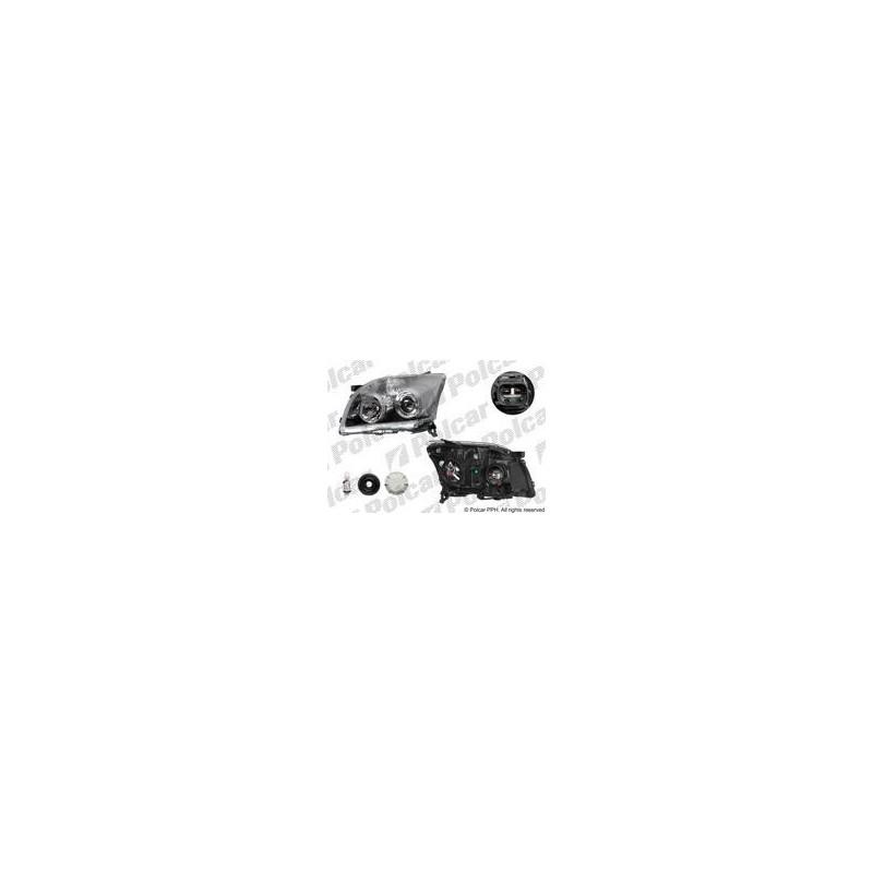 Hvný reflektor - [A-812609-E] - lavy