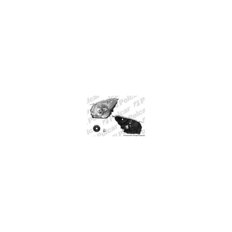 Hvný reflektor - [A-743109-E] - lavy