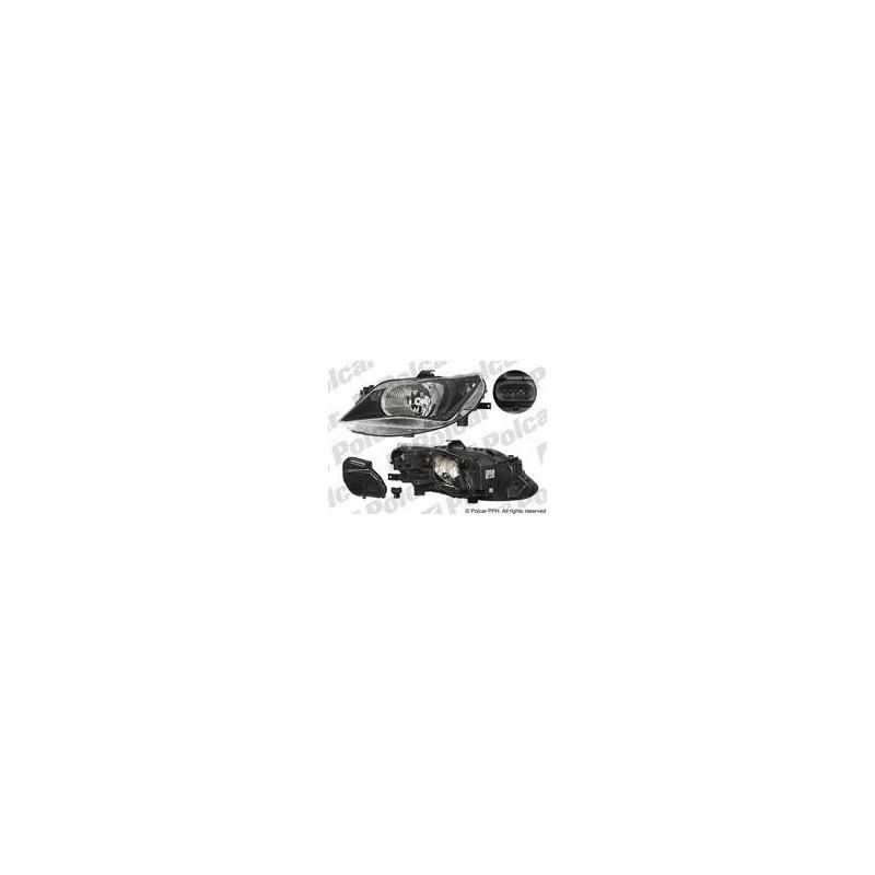 Hvný reflektor - [A-67B109-E] - lavy