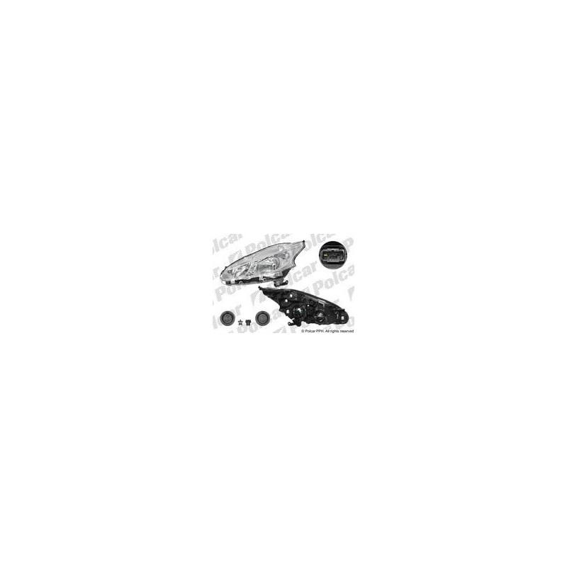 Hvný reflektor - [A-57B1090E] - lavy