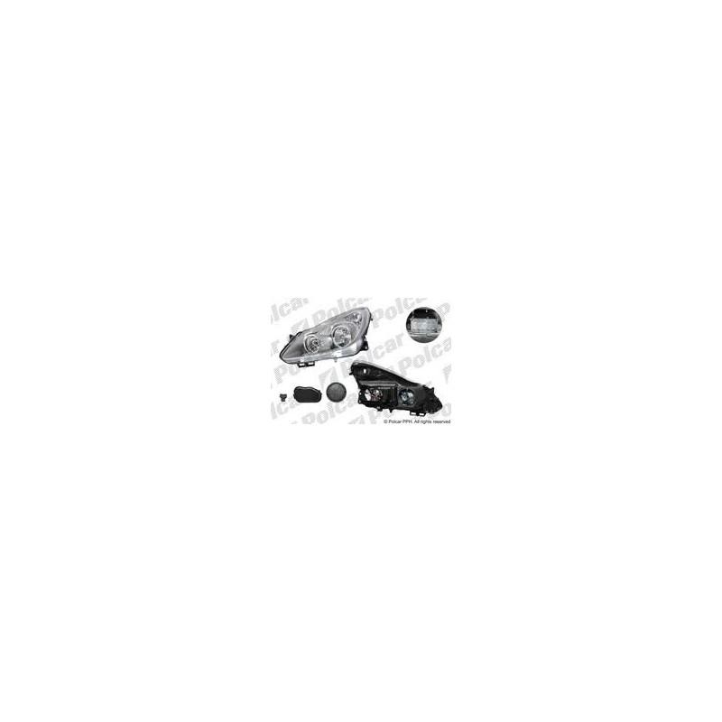 Hvný reflektor - [A-555809-E] - lavy