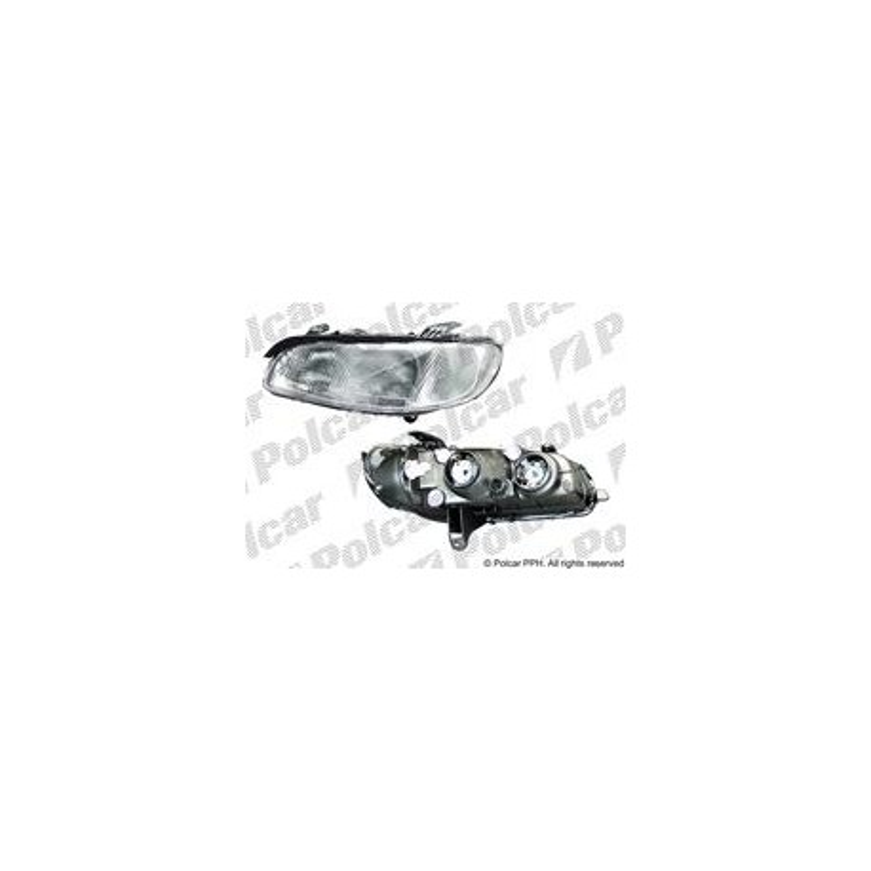 Hvný reflektor - [A-5527090E] - lavy