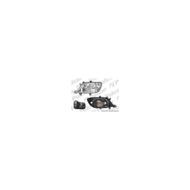 Hvný reflektor - [A-5063090E] - lavy