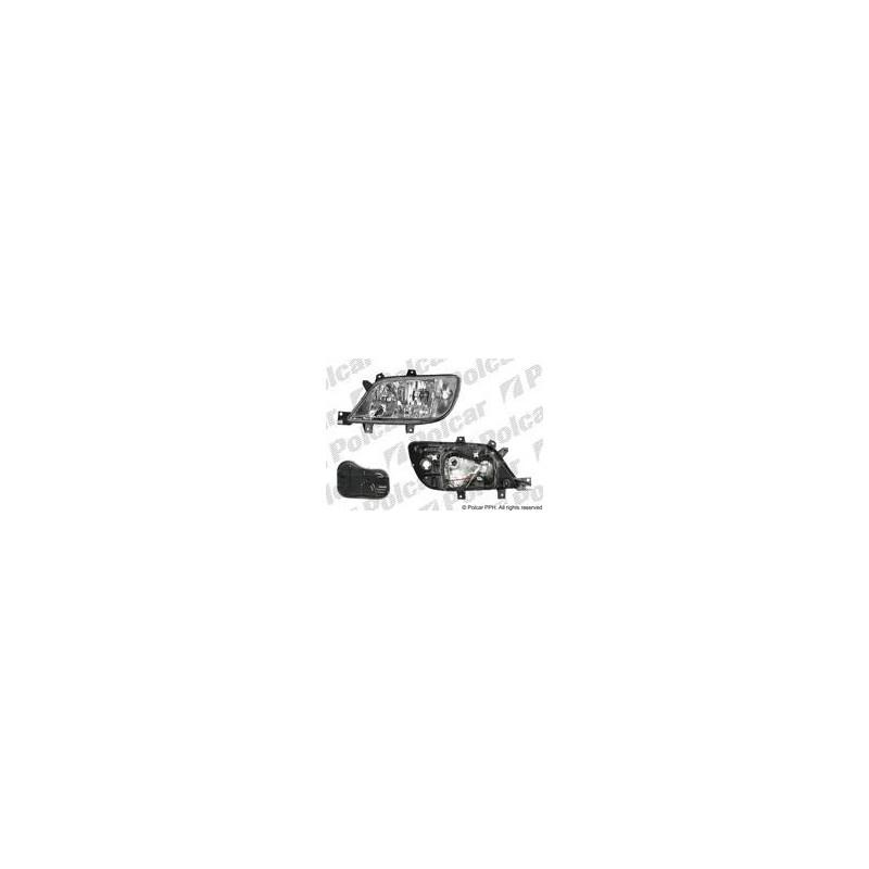 Hvný reflektor - [A-5064090E] - lavy