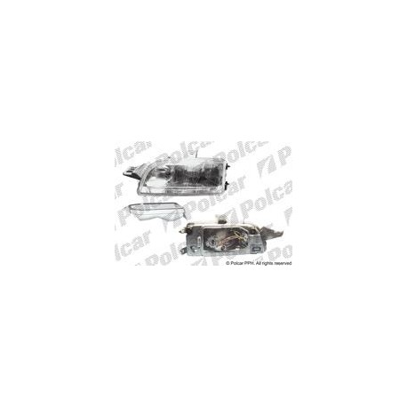 Hvný reflektor - [A-3017093E] - lavy