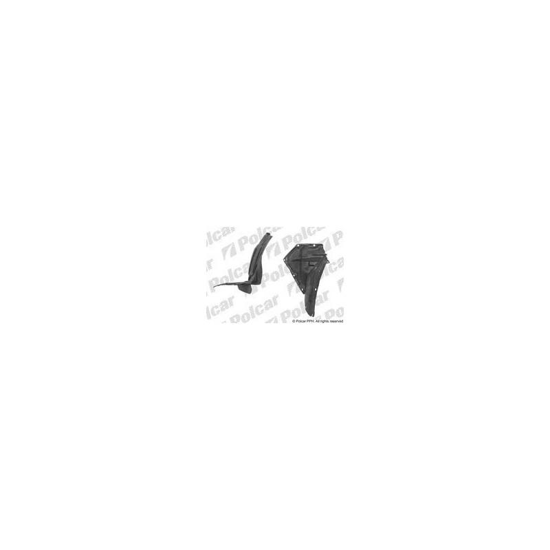 Podblatník (plast) - [A-4526FL-1] - lavy