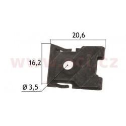 kovová príchytka (sada 10 ks) - UP 57339Z