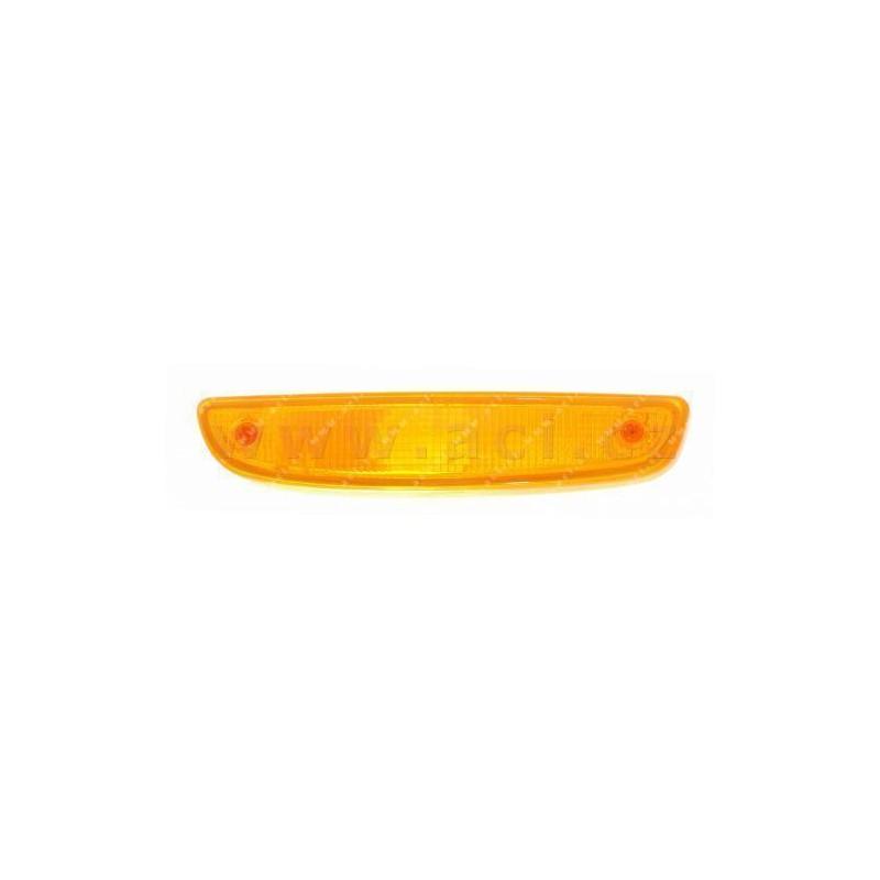sklo strana Prava redneho  blikače oranžové strana Lava  - [4342903] - 4329