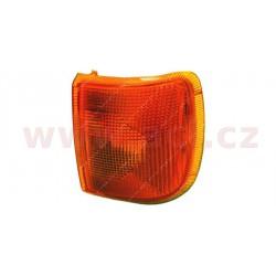 predna  smerovka  oranžova (bez obj.) strana Lava  - [1836903] - 322