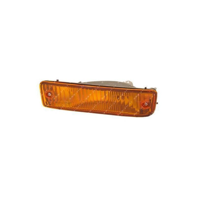 predna smerovka  do nárazníku oranžový strana Lava  - [5326911] - 4075
