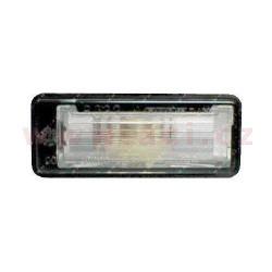 osvetlenie SPZ (Sedan) - [1605920] - 21656