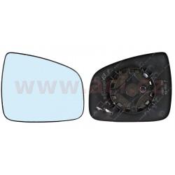 10/06- sklo spetneho zrkadla s plastovým držiakom vyhrievane 4dv i Kombi strana Prava - [1516838] - 82295