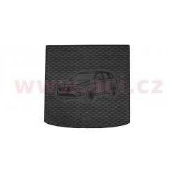čierna gumová vložka do kufru s ilustrací vozu horní strana Prava oloha - [1717X01C] - 321189