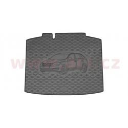 čierna gumová vložka do kufru s ilustrací vozu (Kombi) - [7617X02C] - 327892