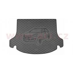 čierna gumová vložka do kufru s ilustrací vozu - [8383X01C] - 327896